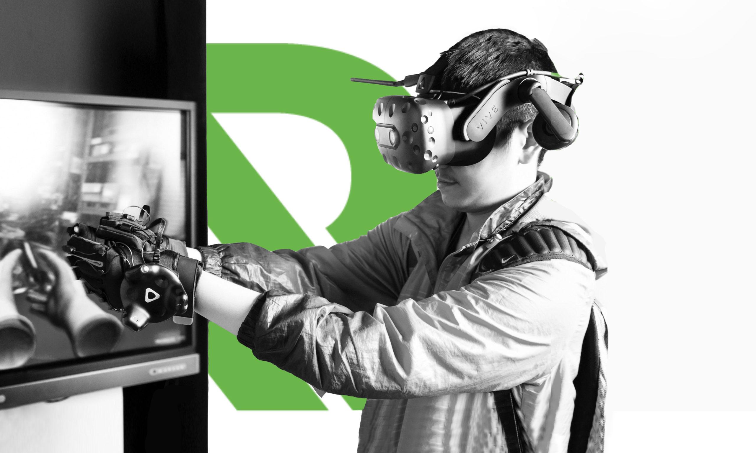 AR e AI nell'industria manifatturiera