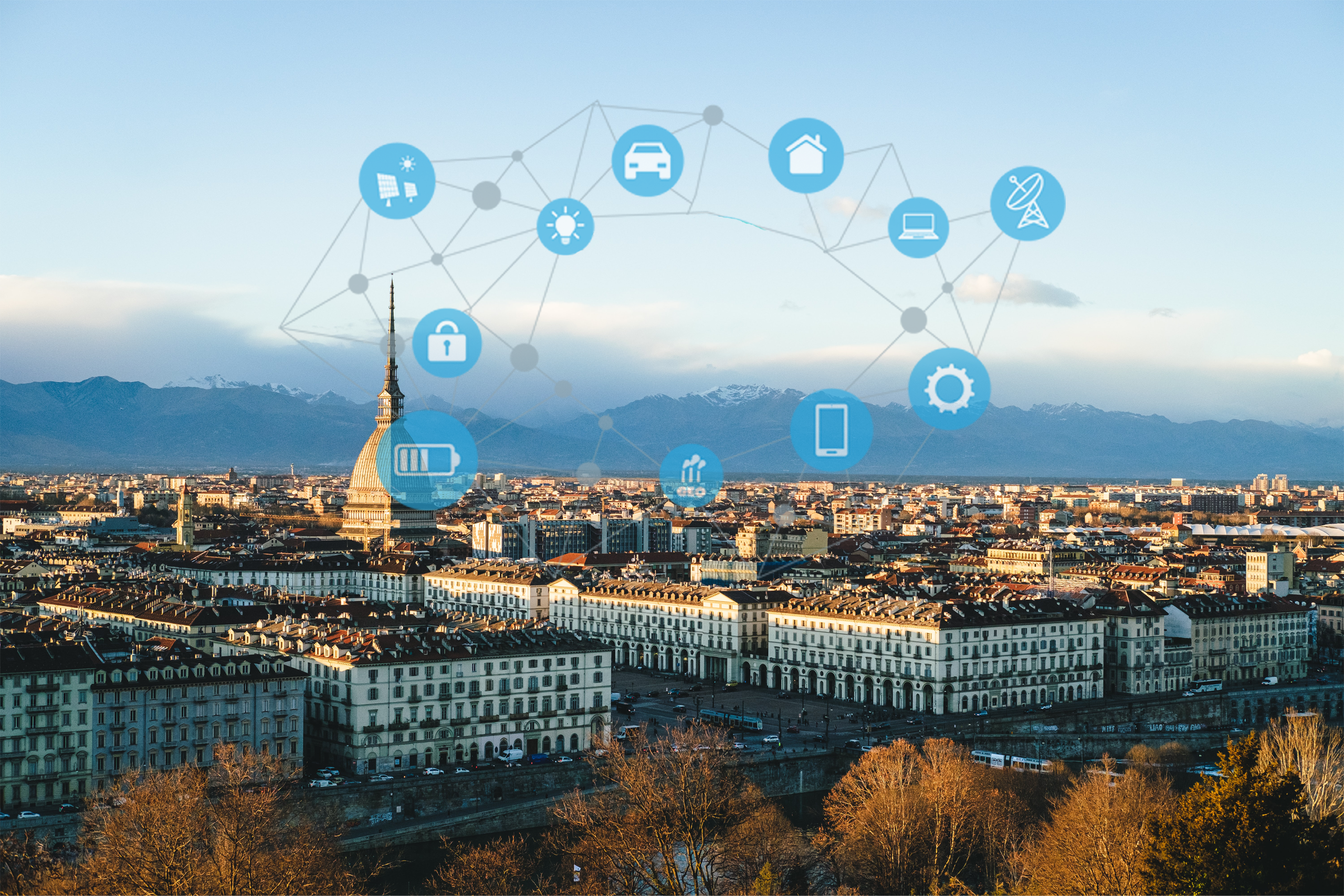Smart City e IoT